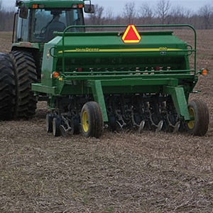 Drill Seeding Equipment