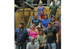 Ernst Seeds Seed Conditioning Team