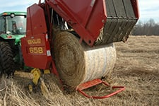 Bale-Harvesting-Equipment-for-Switchgrass