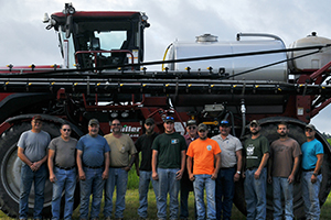 Ernst Seeds Planting & Harvesting Team