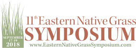 11th Eastern Native Grass Symposium to be Held in Erie, PA September 17-19