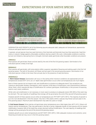 Expectations Of Your Native Species Planting Guide_web
